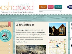 Le Chevrefeuille now listed on Poshbrood