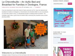 Travel mamas - Le Chevrefeuille