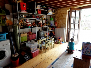 Le Chevrefeuille Kids Facilities