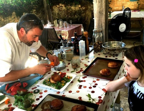Family & Kids Cookery Course in the Dordogne, France by The Little Den